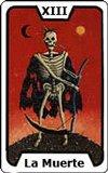 Significado de las Cartas del Tarot - La Muerte
