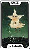 Significado de las Cartas del Tarot - La Estrella