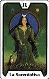 Significado de las Cartas del Tarot - La Sacerdotisa