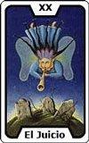 Significado de las Cartas del Tarot - El Juicio