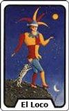 Significado de las Cartas del Tarot - El Loco