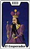 Significado de las Cartas del Tarot - El Emperador